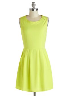 Have It Your Ray Dress, @ModCloth. Annabeth Nass