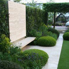 Modern Garten Bilder