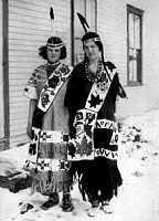 Facts for Kids: Abenaki Indians (Abanaki, Abnaki, Abenaqui, Abenakis, Alnombak)
