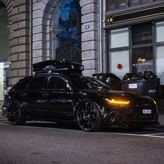 Ideas Dream Cars For Girls Black Autos Audi Wagon, Luxury Boat, Luxury Cars, Motocross, Dream Cars, Black Audi, Black Cars, Car Girls, Sport Cars