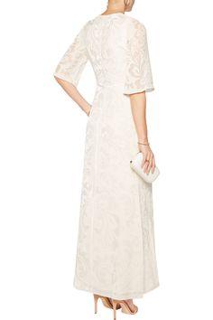 Shop on-sale Needle & Thread Fleur devoré-voile gown. Browse other discount designer Dresses & more on The Most Fashionable Fashion Outlet, THE OUTNET.COM