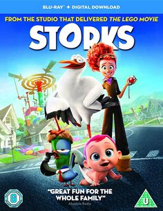 Storks (2016) Streaming Movies, Hd Movies, Movies To Watch, Movies Online, Movies And Tv Shows, Movie Tv, Hd Streaming, Cartoon Movies, Storks Movie