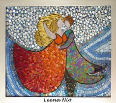 MOSAIIKKI LEENA NIO - MOSAIQUE MAGIQUE: Wonderful night