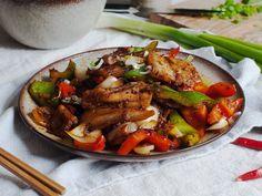 Eines meiner liebsten chinesischen Rezepte - voller Umami!