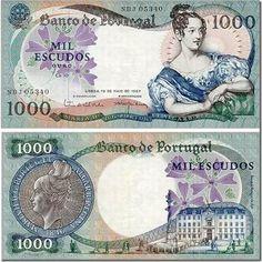 1000 escudos d maria ii santa nostalgia