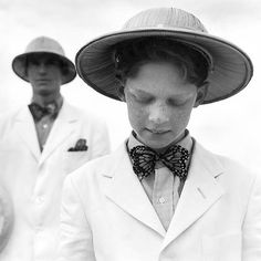 rodney smith - note that butterfly tie