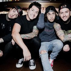 ptv challenge day 3- favorite photo of the band- they all look so fricking adorable