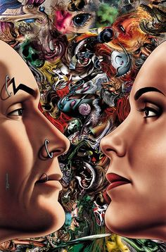 Invisibles by Brian Bolland
