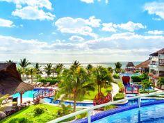 El Dorado Casitas Royale Resort, Riviera Maya, Mexico. Popular for honeymoons, destination weddings, or romantic getaways. Voted Conde Nast Traveler's top 100 hotels in the world.