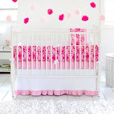 Just Rosie 2-Piece Crib Bedding Set at Jack and Jill Boutique.