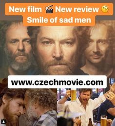 @czechmovie #newfilm #newmovie #czechmovie #czechmoviestar #movie #smilesofsadmen #movietips #moviereview #moviereviews #czech #czechrepublic #loveczech #czechabroad #followusnow #followformore #reamore #visitourwebsite #film Films, Movies, Sad, Smile, News, Movie Posters, 2016 Movies, 2016 Movies, Film Poster