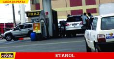 Apenas dois postos reduziram o valor do etanol em Lagoa da Prata.>http://goo.gl/TRD8cr
