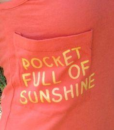 Pocket Full of Sunshine Women's Tank Dress by AbundantHeartApparel
