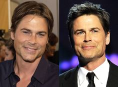 Rob Lowe from Stars Who Never Age | E! Online