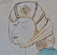 Kalkmålningar: Bollerups kyrka