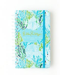 Lilly Pulitzer Medium Agenda in Let's Cha Cha