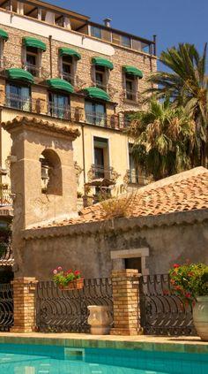 Villa Carlotta - Taormina Sicily ITALY