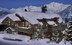 Where The Rich And Famous Stay In Courchevel