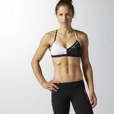 Reebok CrossFit Micro Bra - Black | Reebok US
