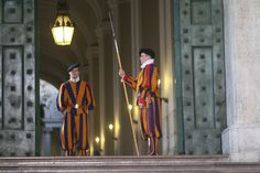 Vatican - Swiss Guards