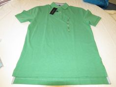 Men's Tommy Hilfiger Polo shirt logo 7884297 Leprechaun 396 S small Classic Fit #TommyHilfiger #polo