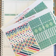 NEW! November Monthly Half Box Stickers for Erin Condren Life Planner/Plum Paper Planner - Set of 32