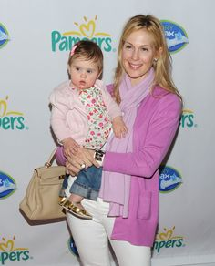 Kelly Rutherford Photo - Pampers Dry Max Launch Party