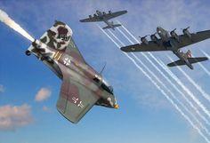 (1) Ron Cole's Aviation Art