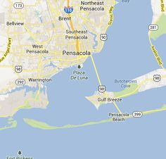 Fun Free Things to Do in Pensacola | Pensacola FL vacation and travel information