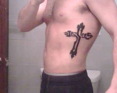 Christian Cross Tattoos for Men | Tattoo design: The Cross Tattoos History