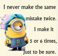 The internet totally cherish the famous Minions and it's not really surprising. But here's huge collection of Minions Memes parody.Read This Best 22 Minions Memes Parody Funny Minion Memes, Minions Quotes, Funny Jokes, Hilarious, Sarcastic Humor, Memes Humor, Minion Humor, Despicable Me Memes, Minion Pictures