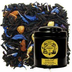 TC944 :  PLEINE LUNE® , de chez Mariage Frères. Thé noir : des fruits exotiques, des agrumes, des épices rares autour de clous de girofle, des amandes et le goût sucré du miel.