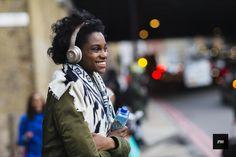 London Fashion Week fall Winter 2016