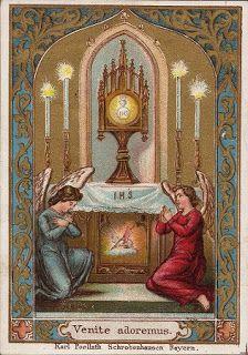 Poema a la Eucaristía