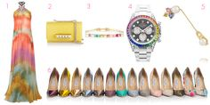 Ioanna's Notebook - Currently Craving May edition - Emilio Pucci - Valentino - Ippolita - Rolex - Jimmy Choo