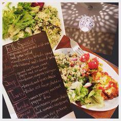 Folk Cafe - Healthy Lunch