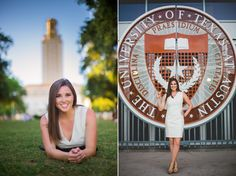 UT Austin Senior Pictures | University of Texas | paigevaughn.com | senior photo ideas