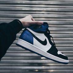 Fragment Design x Nike Air Jordan 1