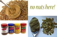 No Nuts Here! 4 Delicious Nut-Free Butters