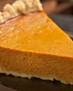 Low FODMAP Recipe and Gluten Free Recipe - Pumpkin Pie http://www.ibssano.com/low_fodmap_recipe_pumpkin_pie.html