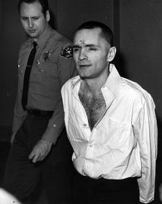 Murder trial photos of Charles Manson and the Manson family from 1969 to 1971.