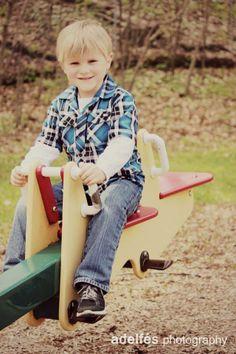 4 Year Old Boy Photo Shoot Idea
