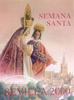 Consejo General de Hermandades y Cofradías de la Ciudad de Sevilla - Semana Santa 2000