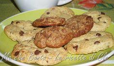 Biscotti cioccocaffe. #ricetta di @wondercle Biscotti, Meat, Chicken, Food, Essen, Meals, Yemek, Cookie Recipes, Eten