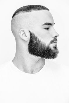 40 Best Short Military Haircut And Hairstyle Ideas For Men - Military Haircuts Men, Haircuts For Men, Short Hair Cuts, Short Hair Styles, Best Trimmer, Sexy Beard, Awesome Beards, Shaved Head, Crew Cuts