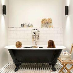 Clawfoot Bathtub, Full Bath, Bathroom, Van, Profile, Heart, Videos, Photos, Instagram