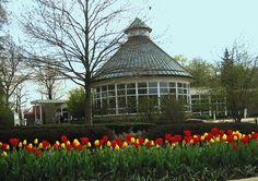 Fellows Riverside Gardens, Youngstown, Ohio
