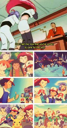 Pokemon ~ Team Rocket