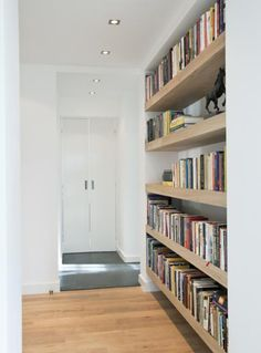 10 Fair Clever Hacks: Floating Shelf Above Bed how to build floating shelves diy.How To Build Floating Shelves Diy. Modern Shelving, House, Shelves, Interior, Home, Floating Shelves Bedroom, House Interior, Interior Design, Floating Shelves Living Room