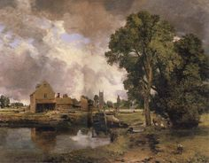 """John Constable born 11 June 1776,was an English Romantic painter. Born in Suffolk, he is known principally for his landscape paintings of Dedham Vale, the area surrounding his home—now known as """"Constable Country""""—which he invested with an intensity of affection. """"I should paint my own places best"""", he wrote to his friend John Fisher in 1821, """"painting is but another word for feeling"""""""